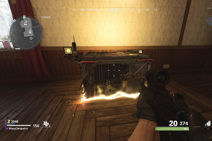 Outbreak Zombies Large Loot Chest (1)