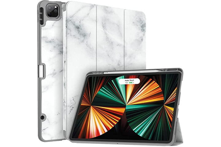 Soke Marble Case for iPad Pro 12.9 (2021)