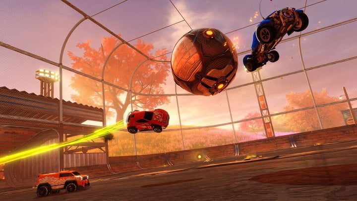 thanksgiving games rocket league