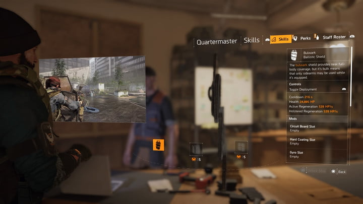The Division 2: Skills and Perks Guide