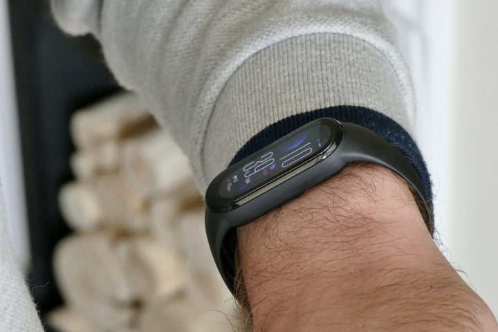 xiaomi mi band 6 review wrist clock