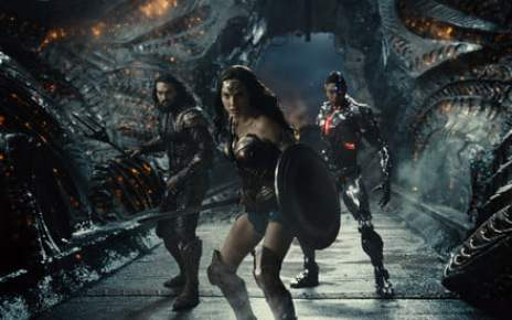 Zack Snyder's Justice League review: A bigger, better superhero do-over