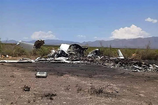 Image result for Mexico confirms 13 dead in luxury jet crash