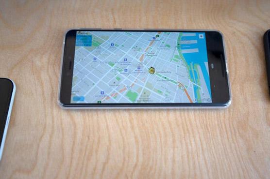 DJI app drone to phone