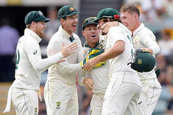برسبین ٹیسٹ: آسٹریلیا نے شاہینوں کو اننگز اور 5رنز سے شکست دیدی