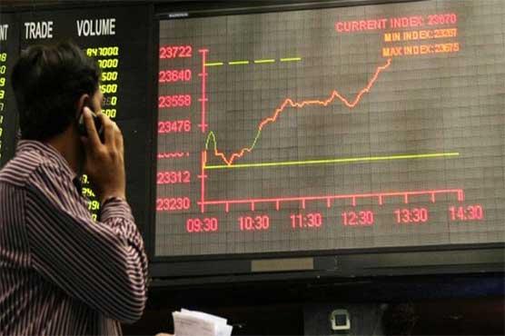 سٹاک مارکیٹ: 1080 پوائنٹس کی تیزی، دو روز میں اڑھائی کھرب روپے کا فائدہ
