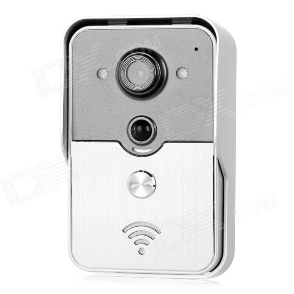 WB-0407-1 Wireless Wi-Fi Smart Visible Doorbell w/ Infrared Night Vision for Phone / Tablet Ring Video Doorbell Pro Ring Video Doorbell Pro sku 381394 1