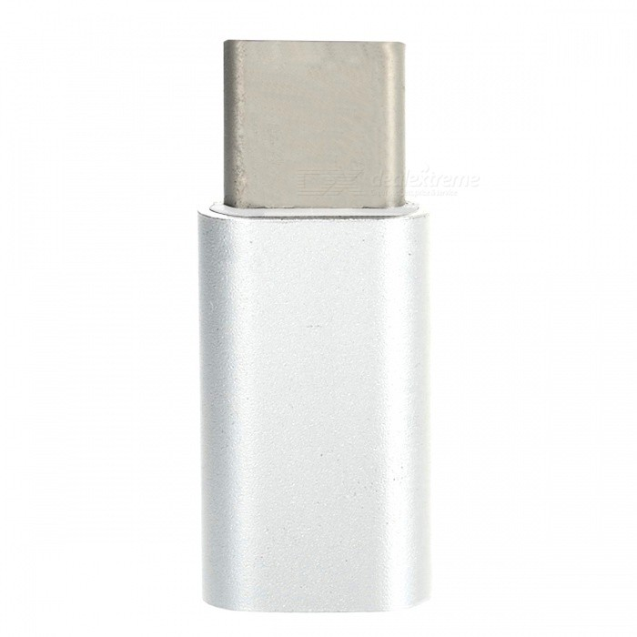 Mini Smile Type C To Micro USB Adapter For Samsung Galaxy