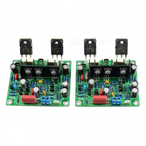Aiyima MX50 SE 100WX2 Dual Channels Audio Power Amplifiers ...