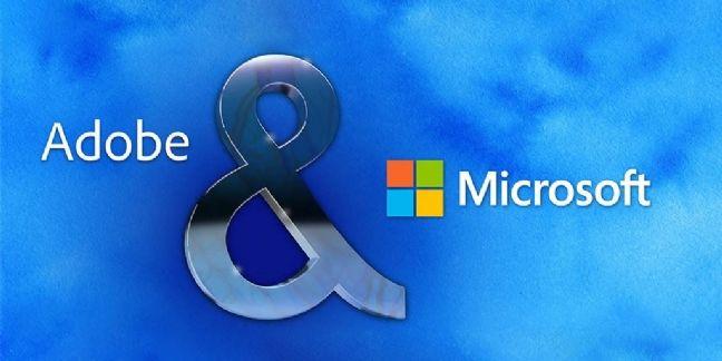 Microsoft et Adobe s'allient pour proposer une solution marketing CRM intégrée