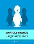 Anatole Francen romaani: Pingviinien saari -kansikuva