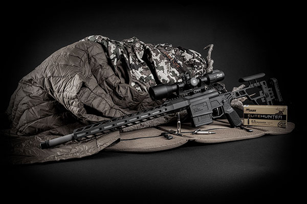 Enter for a Chance to Be One of the First to Own a SIG SAUER CROSS Bolt-Action Rifle by Purchasing Any SIG SAUER Electro-Optics BDX Product