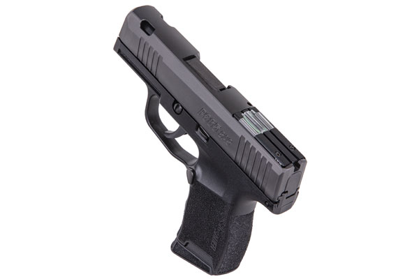 SIG SAUER Brings New Innovation to Concealed Carry with the P365 SAS
