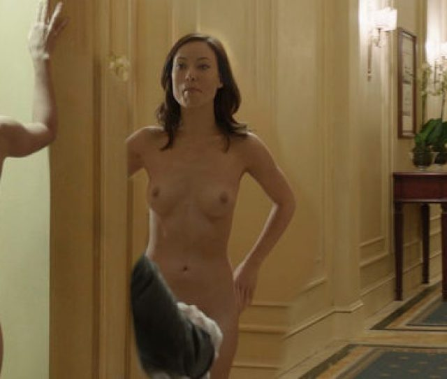 Olivia Wilde Totally Naked Shows Her Tits And Ass In Third Person