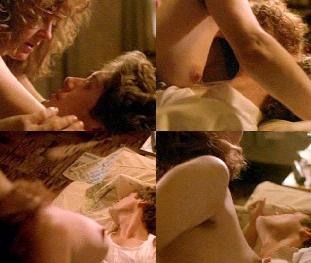 Susan Sarandon Nude In A Sex Scene Of White Palace