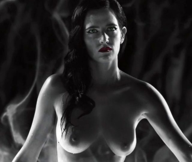 Eva Green Naked In Sin City A Dame To Kill