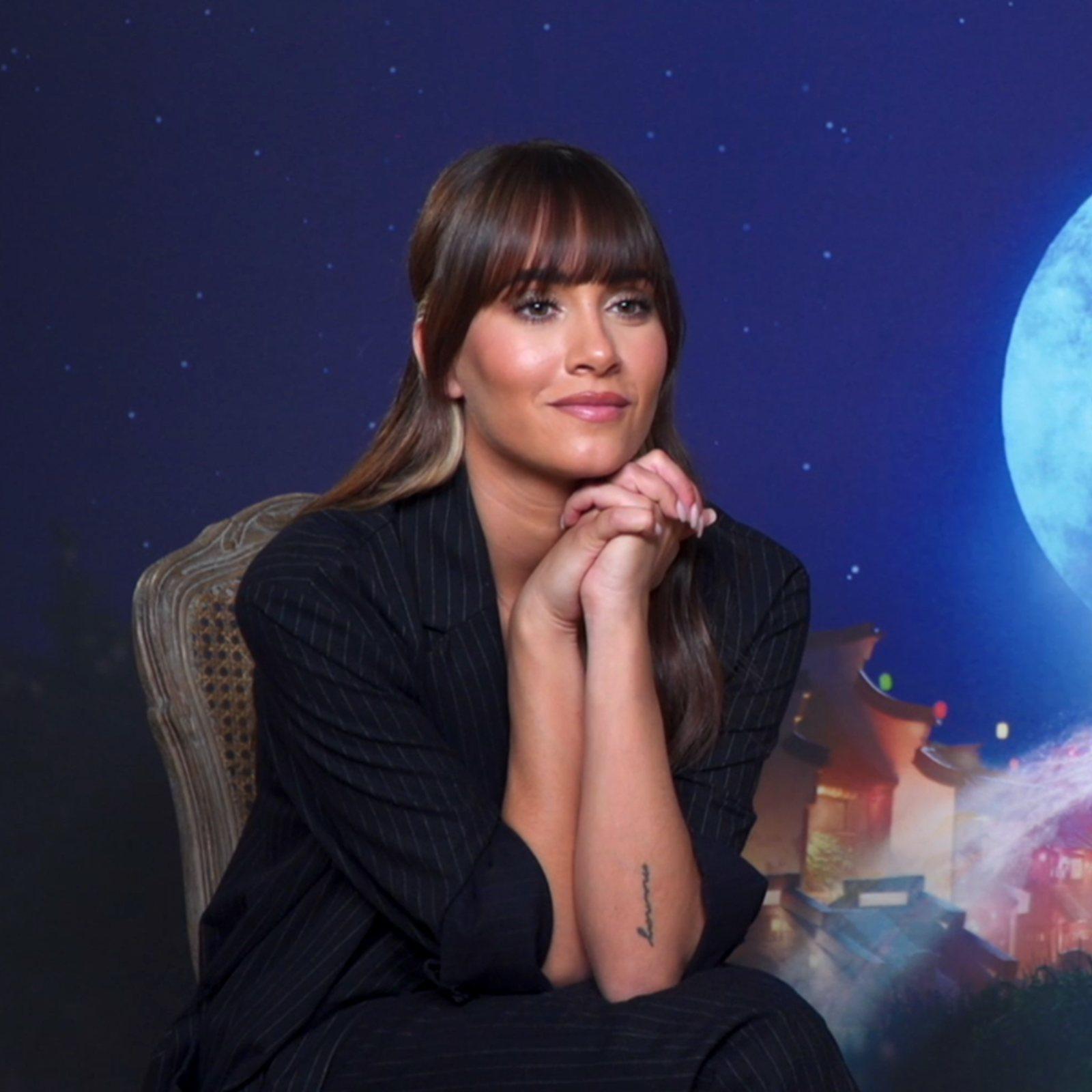 Mas Alla De La Luna Aitana Desvela Sus Gustos Cinefilos