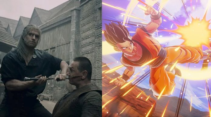 'The Witcher' anime series 'Dragon Ball Z