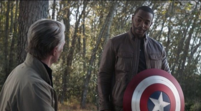 Anthony Mackie 'The Falcon and the Winter Soldier' 'Avengers: endgame