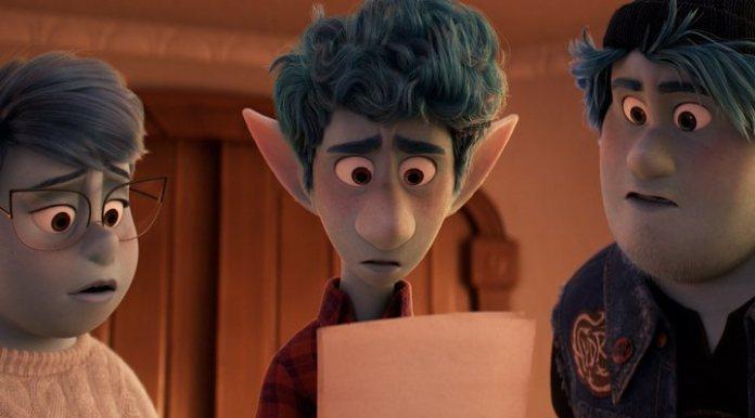 'Onward' from Pixar