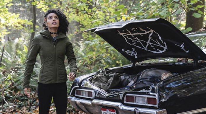 'Legends of Tomorrow' 'Supernatural'