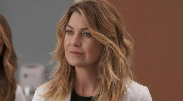 'Ellen Pompeo in Grey's Anatomy'