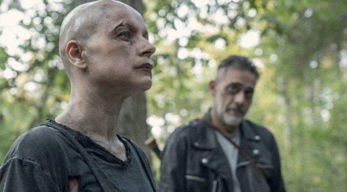 'Alpha and Denying it in The Walking Dead'