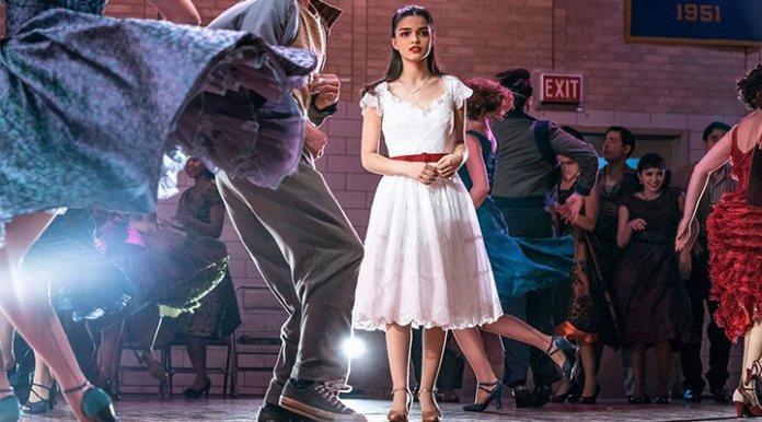 'West Side story' 2020 Rachel Zegler