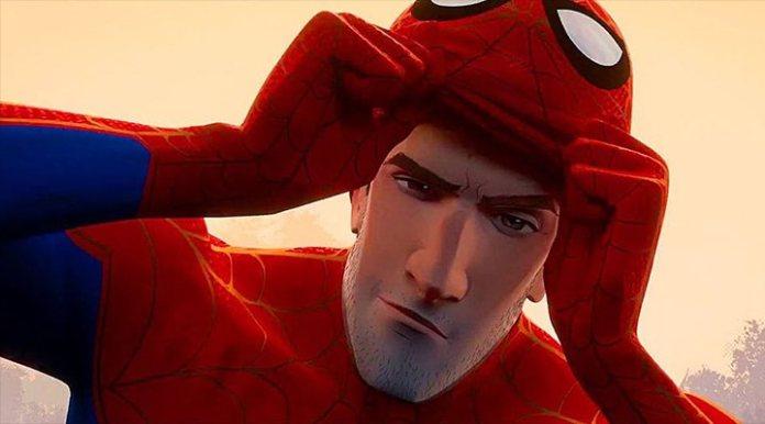 Peter Parker 'Spider-Man: A new universe'