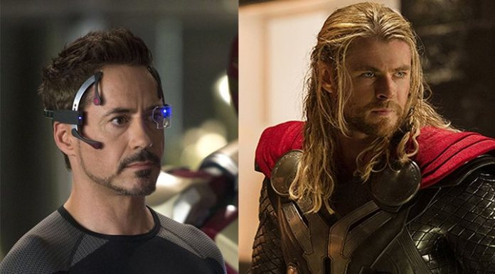 discussion social networks UCM 'Iron Man 3' 'Thor 2' And 'Thor: The Dark world'