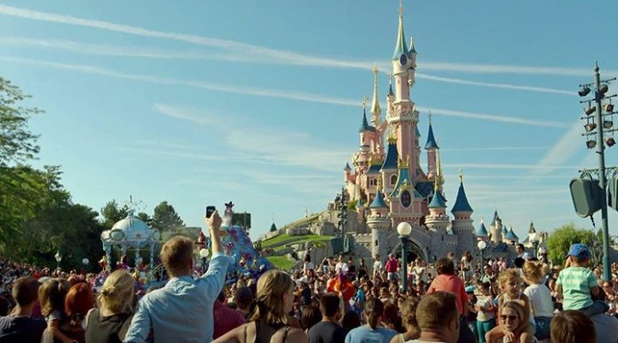 You can go behind the scenes with the documentary Leslie Iwerks 'The Imagineering Story' about the history behind the Disney theme parks