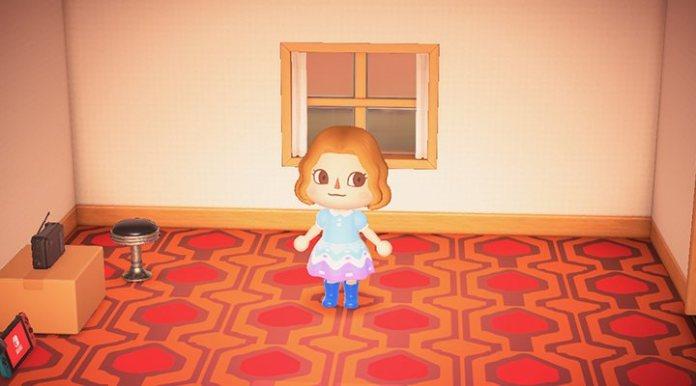Film buffs in Animal Crossing