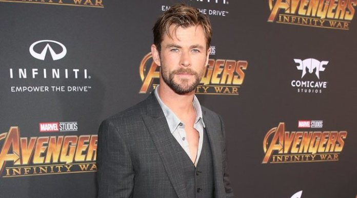 Chris Hemsworth has published a training for those who want to stay in shape during self-isolation