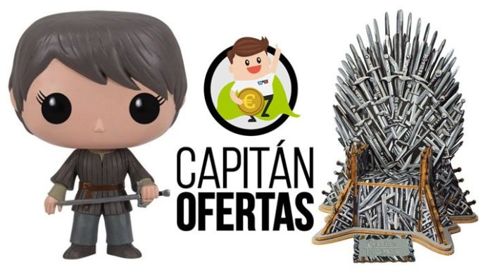 Among the best deals of the week is the merchandising of 'Game of Thrones'