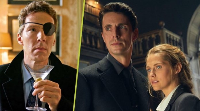 'Patrick Melrose' and 'The discovery of witches'