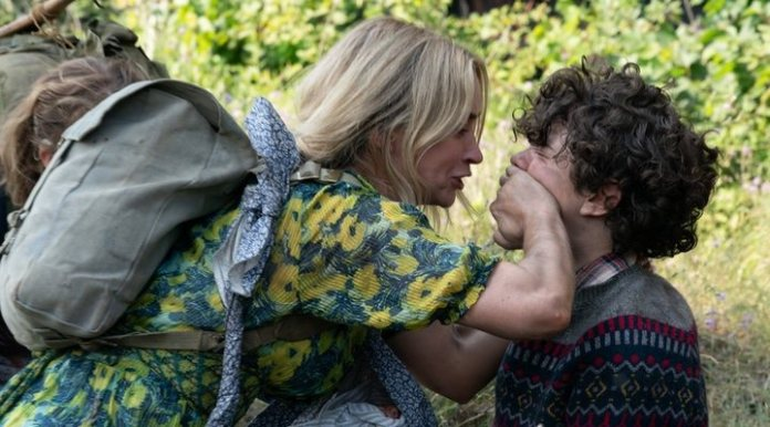 'A quiet place 2' will premiere in September