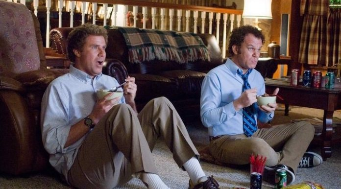 'Step brothers'