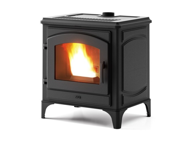 Flat Pellet By Mcz Burning Stoves