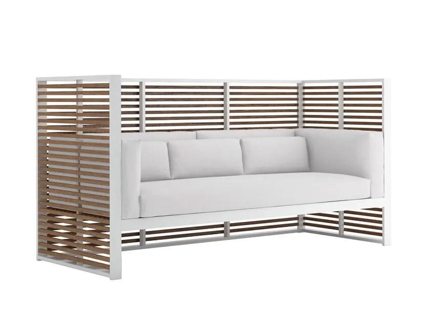 Il set in rattan da 3 pezzi outsunny è il complemento perfetto per il tuo arredamento da esterno, per portare comodità e funzionalità. Divani Da Giardino Arredo Giardino Archiproducts