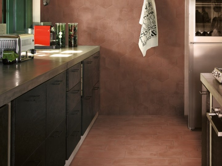 Porcelain stoneware wall floor tiles with terracotta effect EPOCA By     Porcelain stoneware wall floor tiles with terracotta effect EPOCA By Ragno