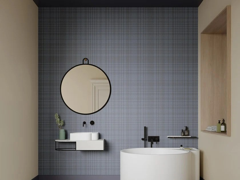 Nouveau Striped Wallpaper By Ex T Design Bernhardt Vella