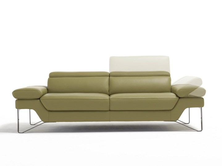 PRINCESS   Sofa By Egoitaliano Relaxing 2 seater leather sofa PRINCESS   Sofa by Egoitaliano