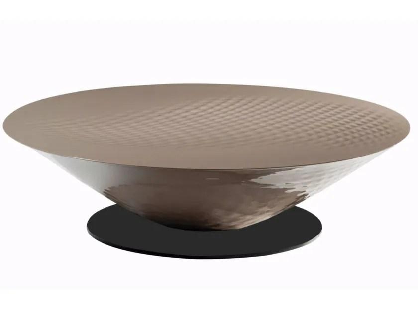 table basse ronde de salon moorea table basse by roche bobois
