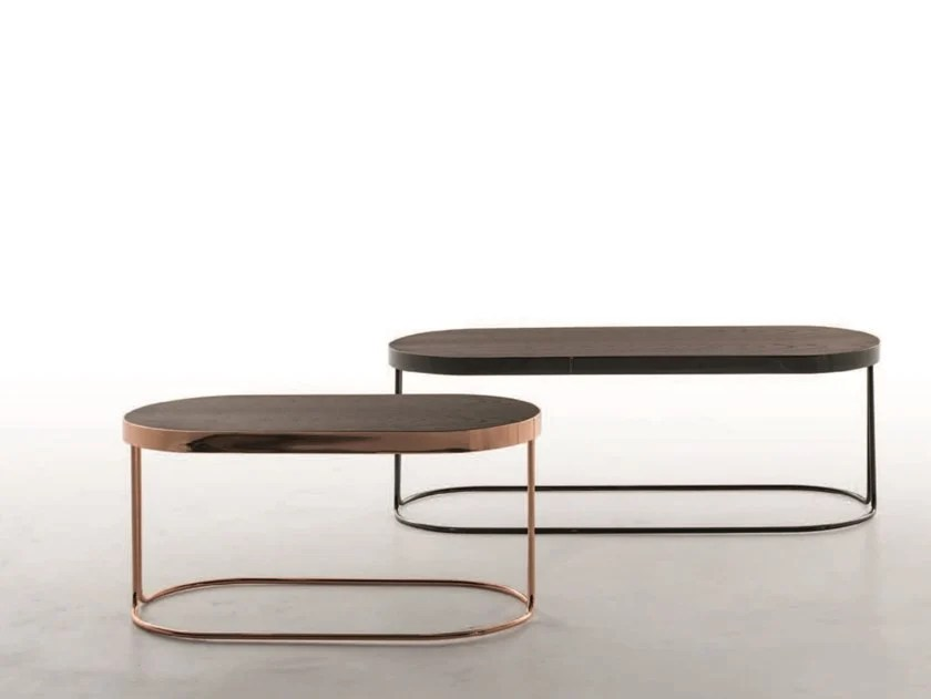 cora table basse ovale collection