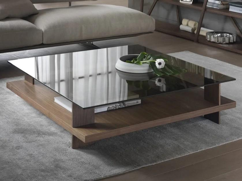 Corallo Square Coffee Table By Pacini Cappellini Design Fabio Rebosio