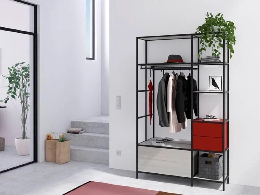 Homcom set 3 pezzi scarpiera appendiabiti specchio da ingresso camera da. Mobili Da Ingresso Zona Giorno E Mobili Contenitori Archiproducts