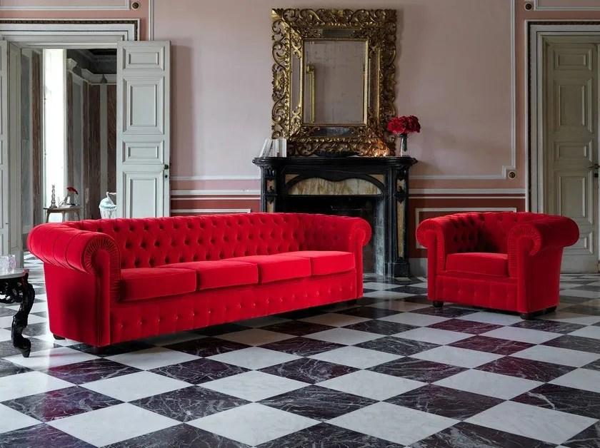 ottocento tufted sofa ottocento