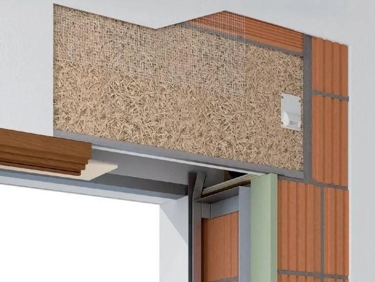 Il prezzo dell'isolamento termico dipende ovviamente dalle misure dei cassonetti stessi e dal numero di finestre che si desidera isolare; Box For Roller Shutter Cassonetto Df Termoacustico Isolante By De Faveri