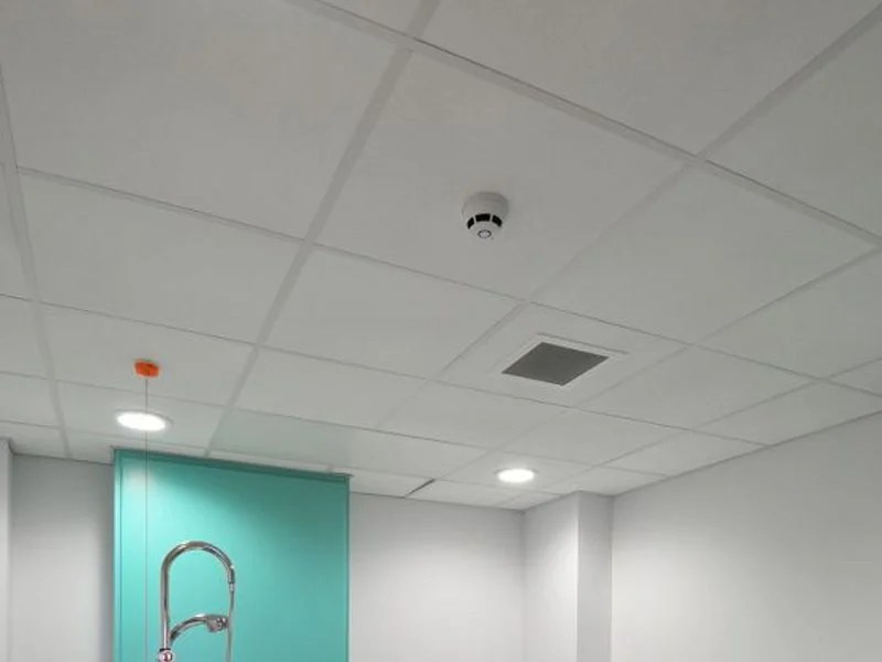 CEILING TILES FOR HEALTHCARE FACILITIES HYDROBOARD HIGH