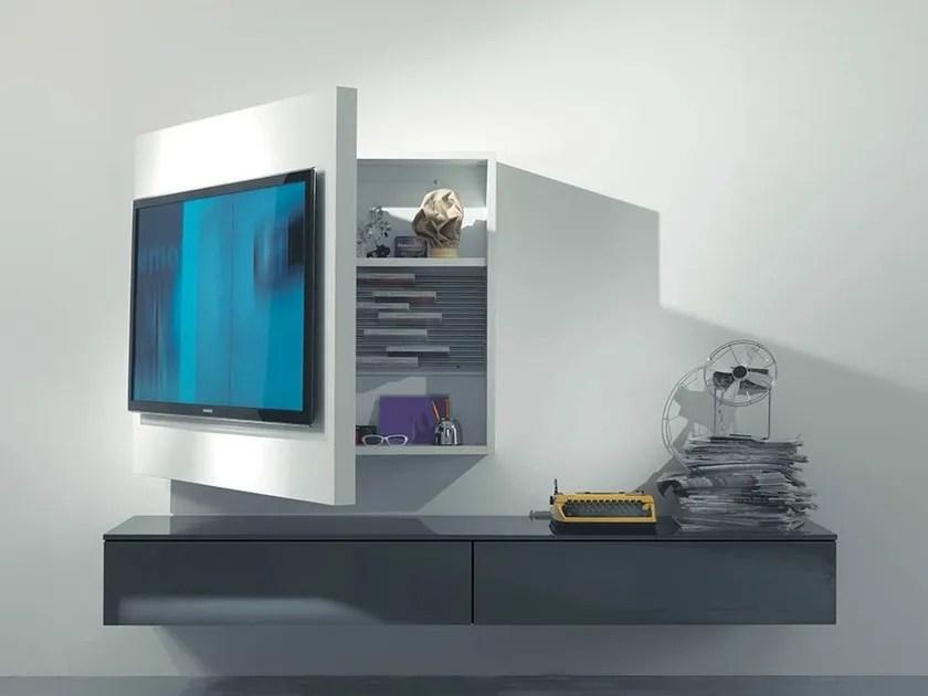 adjustable wall mounted tv cabinet rack